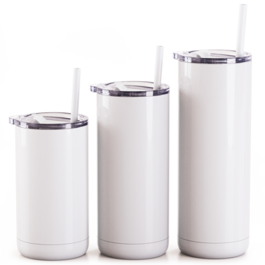 Sublimation Ready Tumblers